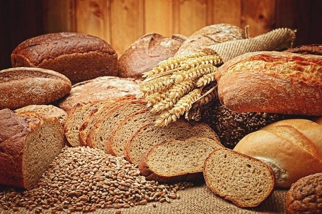 Einfaches veganes Brot