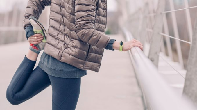 Bewegung hält dich fit